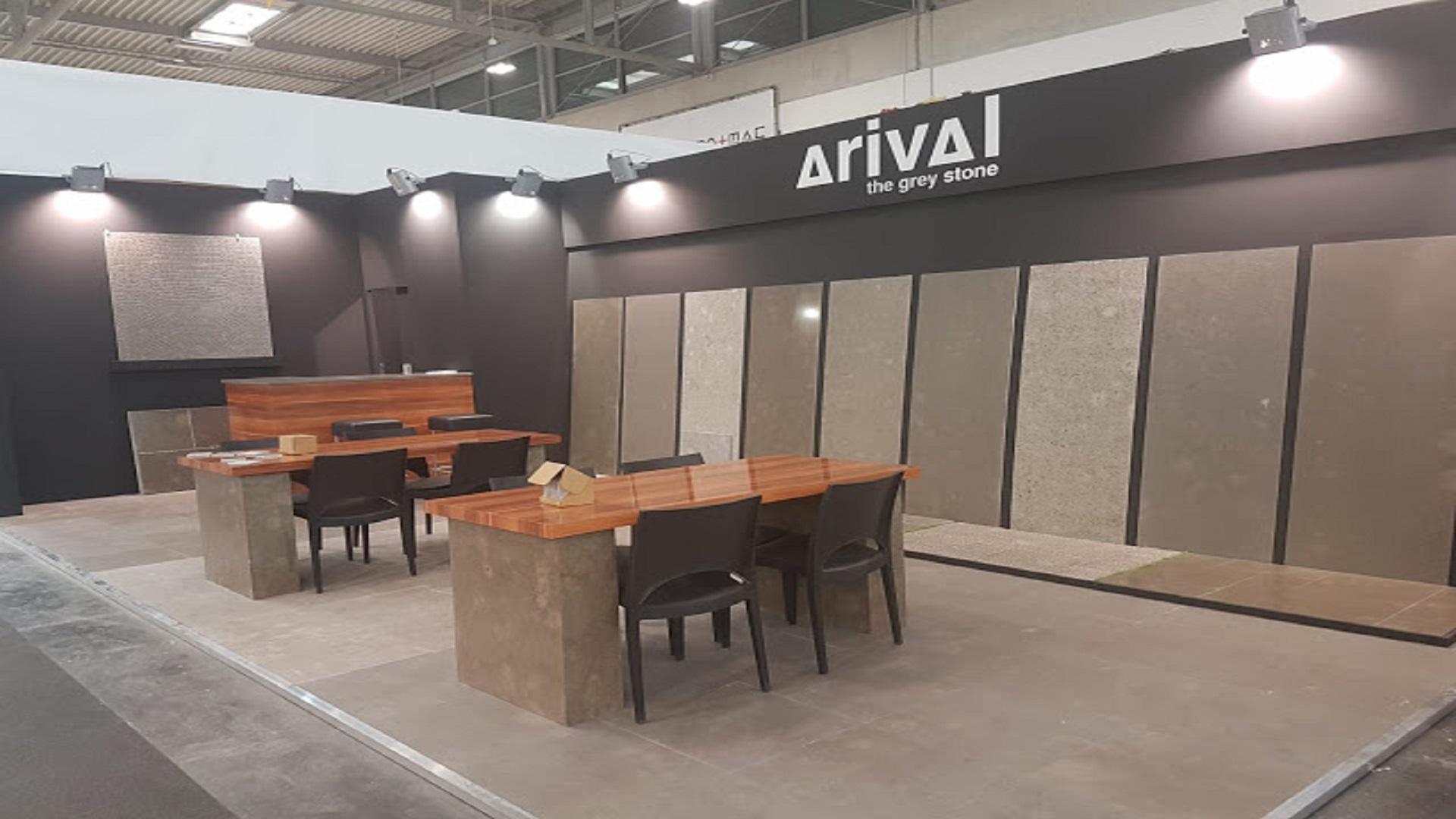 Marmomac Arival 2018